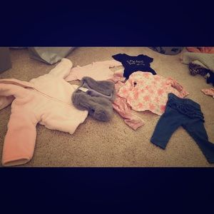 Other - Baby girl bundle of glam